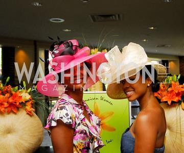 Kyle Samperton, Jamaican Women of Washington, June 13, 2010, Karen Dale, Tatjana Dale