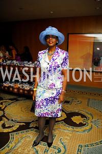 Kyle Samperton, Jamaican Women of Washington, June 13, 2010, Rhoda Jackson