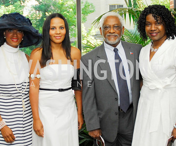Kyle Samperton, Jamaican Women of Washington, June 13, 2010, Jacqui Watson, Michelle Fenty, Raymond Joseph, Lola Joseph
