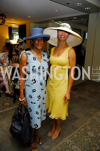 Kyle Samperton, Jamaican Women of Washington, June 13, 2010, Kim Jones, Cristal Baron