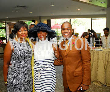 Kyle Samperton, Jamaican Women of Washington, June 13, 2010, Beverly Perry, Jacqui Watson, George Worrell