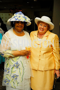 Kyle Samperton, Jamaican Women of Washington, June 13, 2010, Shirley Ducksworth, Heather McCabe