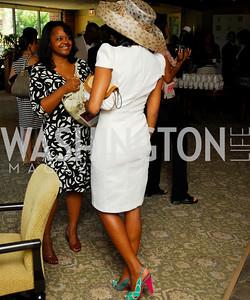 Kyle Samperton, Jamaican Women of Washington, June 13, 2010, J. Pepsie Michel