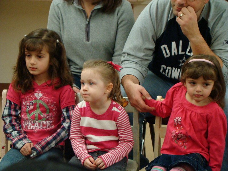Sophia, Abby and Gabriella.  :)