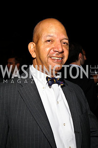 Photo by Tony Powell. Tony Williams. Abdo Dinner for Catholic University. October 27, 2010