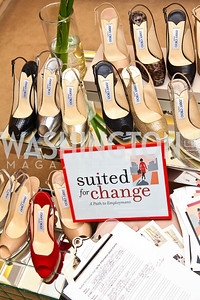 Photo by Tony Powell. Jimmy Choo/Suited for Change Shopping Event. September 23, 2010