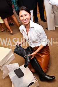 Margaret Cho. Photo by Tony Powell. Jimmy Choo/Suited for Change Shopping Event. September 23, 2010