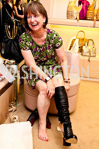 Kathleen Currie. Photo by Tony Powell. Jimmy Choo/Suited for Change Shopping Event. September 23, 2010