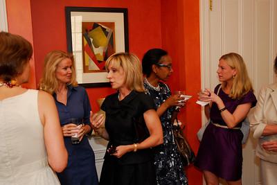 Kyle Samperton, June 24, 2010, Juliana Smoot Luncheon, Katy Kay, Andrea Mitchell, Robin Givhan, Laura Brounstein