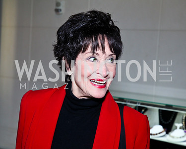 Photo by Tony Powell. Chita Rivera. George Stevens Brunch. Mandarin Oriental. December 5, 2010
