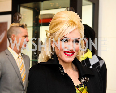 Photo by Tony Powell. Gwen Stefani. George Stevens Brunch. Mandarin Oriental. December 5, 2010