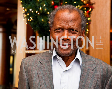 Photo by Tony Powell. Sidney Poitier. George Stevens Brunch. Mandarin Oriental. December 5, 2010