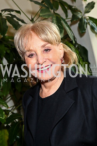 Photo by Tony Powell. Barbara Walters. George Stevens Brunch. Mandarin Oriental. December 5, 2010