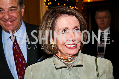 Photo by Tony Powell. Speaker Nancy Pelosi. George Stevens Brunch. Mandarin Oriental. December 5, 2010
