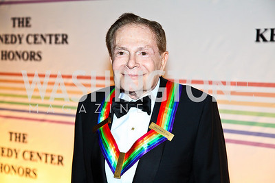 Photo by Tony Powell. Honoree Jerry Herman. Kennedy Center Honors Red Carpet. December 5, 2010