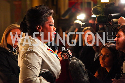 Photo by Tony Powell. Oprah Winfrey. Kennedy Center Honors Red Carpet. December 5, 2010