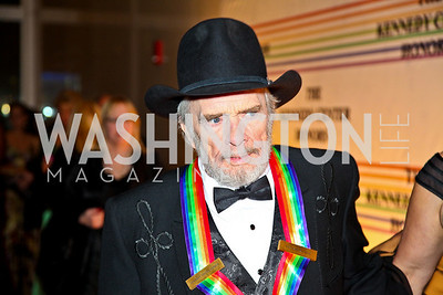Photo by Tony Powell. Honoree Merle Haggard. Kennedy Center Honors Red Carpet. December 5, 2010