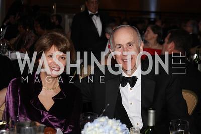 Lisa Couper, William Couper 29th Annual Kidney Ball. November 21, 2009. Photo's by Michael Domingo