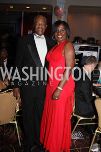 Marion Barry, Kim Dickens 29th Annual Kidney Ball. November 21, 2009. Photo's by Michael Domingo
