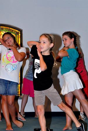 Kids Summer Praise