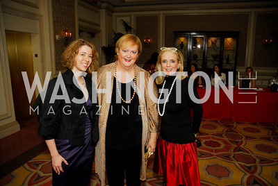 Rachel Wodin, Mame Reiley, Debbie Dingell, Knock Out Abuse, November 11, 2010, Kyle Samperton