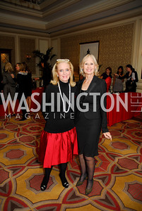 Debbie Dingell, Willee Lewis, Knock Out Abuse, November 11, 2010, Kyle Samperton