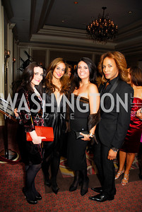Lauren Mason, Eerika Gutierrez, Jackie Puente, Paul Wharton, Knock Out Abuse, November 11, 2010, Kyle Samperton