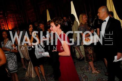 Kyle Samperton, May 4, 2010, Laura Bush Book Party, Meryl Chertoff