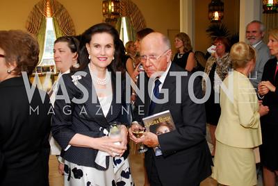 Kyle Samperton, May 4, 2010, Laura Bush Book Party, Alexandra de Borchgrave, Arnaud de Borchgrave