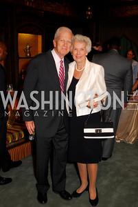 Kyle Samperton, May 4, 2010, Laura Bush Book Party, James Billington, Marjorie Billington