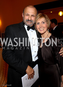 John Salamone and Connie Morella.
