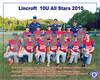 Lincroft All Stars 10u 2010 final