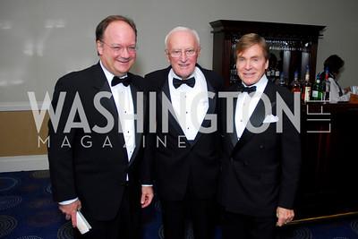 John DeGioia,John Potter,Sherrell AstonNovember 6,2010,Lombardi Gala,Kyle Samperton