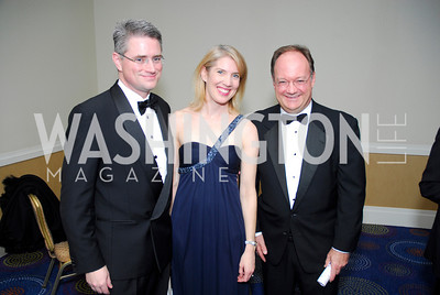 Vince Lombardi,Sally Sue Lombardi,John DeGioia,November 6,2010,Lombardi Gala,Kyle Samperton