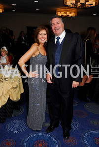 Marcia Lissak,Ron Lissak,November 6,2010,Lombardi Gala.Kyle Samperton