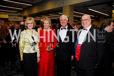 Janis Lamberth,Bo Aldige,Jim Aldige,Royce Lamberth,November 6,2010,Lombardi Gala,Kyle Samperton