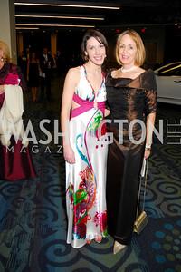 Liza Crawford,Carol Crawford,Lombardi Gala ,November 6,2010,Kyle Samperton