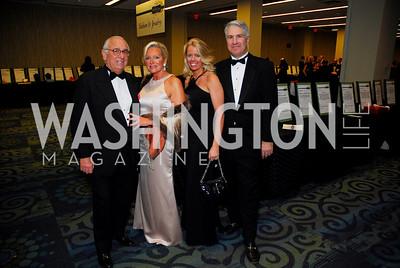 Donald Sigmund,Deborah Sigmund,Kelly Lovallo,Jeff Lovallo,November 6,2010,Lombardi Gala.Kyle Samperton