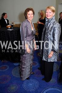 Wendy Solovay,Sandra Lovinguth,November 6.2010,Lombardi Gala,Kyle Samperton
