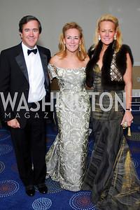 John Potter,Tanya Potter Adler,Muffy Potter Aston,November 6,2010,Lombardi Gala,Kyle Samperton