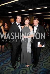 Dan Herihy,Betty Thomson,Dan Miller,Lombardi Gala ,November 6,2010,Kyle Samperton