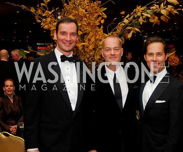 Kyle Samperton,November 7,2009,Lombardi Gala,Mark Riddle,Jeff Kesler,GregZeiler