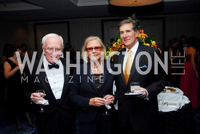 Kyle Samperton,November 7,2009,Lombardi Gala,Dr.John Potter,Tanya Potter,Dr.Lester Marion