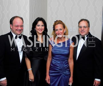 Kyle Samperton,November 7,2009,Lombardi Gala,Jack DeGioia,Theresa DeGioia,Tanya Potter Adler,Howard Adler