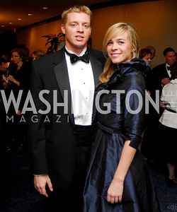 Kyle Samperton,November 7,2009,Lombardi Gala,William Jones,Keri Ann Meslar