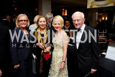 Kyle Samperton,November 7,2009,Lombardi Gala.Tanya Potter,Gilan Corn,Carol Lascaris,Dr.John Potter
