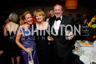 Kyle Samperton,November 7,2009,Lombardi Gala.Tanya Potter Adler,Nancy Hedin,Evan Miller