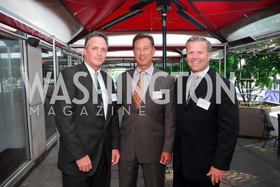 Kyle Samperton, Lombardi at Morton's, June 14, 2010, Ralph Lary, Albert Hawk, Bill Quinn