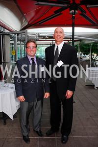 Kyle Samperton, Lombardi at Morton's, June 14, 2010, John DiCamilo, Mike Pepper