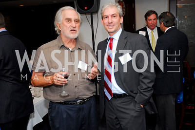 Kyle Samperton, Lombardi at Morton's, June 14, 2010, Sam Rose, Andy Weiss